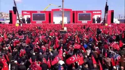 ali il - Yıldırım: 'Finali Binali ile yapalım mı?' - İSTANBUL