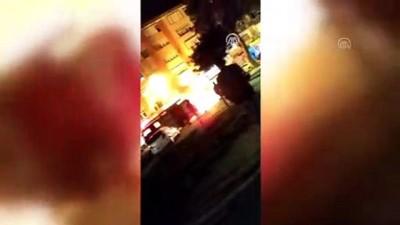 Araç yangını - İSTANBUL Video
