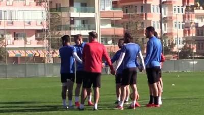 Aytemiz Alanyaspor'da Bursaspor maçı hazırlıkları - ANTALYA