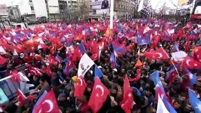 Bakan Turhan: '17 yıldır yorulmak bilmeden ülkemize hizmet ediyoruz' - AĞRI