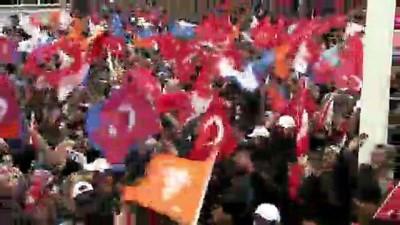 Cumhurbaşkanı Erdoğan: 'Kürtçülük yaptığını söyleyenler bu ülkeye düşmandır' - AĞRI