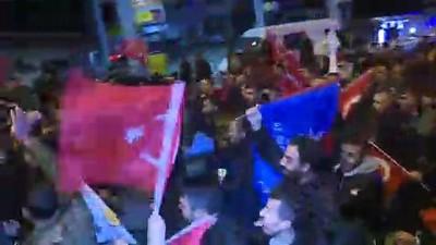 Cumhurbaşkanı Yardımcısı Oktay, Çekerek'te vatandaşlara hitap etti - YOZGAT