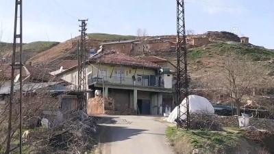 Depremde hasar gören evler - MALATYA