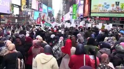 din adami - İslamofobi'ye karşı ''birlik'' protestosu - NEW YORK
