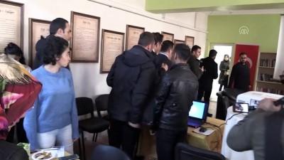 Millet Kıraathanesi açıldı - HAKKARİ