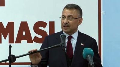 Oktay: ''Yerelde birlikte çalışabileceğimiz arkadaşlarımız olduğunda Türkiye'yi bambaşka bir yere getiririz' - YOZGAT
