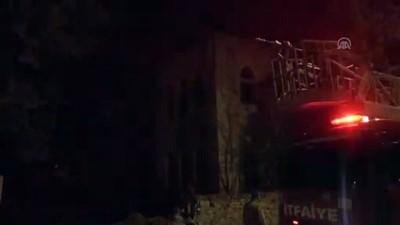 Tarihi okuldaki yangın - DENİZLİ Video