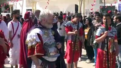 troy - 'Thysdrus Roma Günleri' Festivali - TUNUS