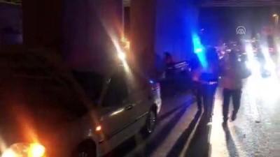 Zeytinburnu'nda trafik kazası : 5 yaralı - İSTANBUL Video