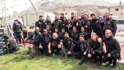 rock - 47 yıldır 'Barış'ın şarkılarıyla diyar diyar geziyorlar - KAYSERİ