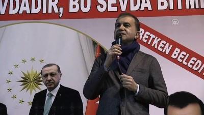 AK Parti Sözcüsü Çelik: 'Son kullanma tarihi geçmiş CHP zihniyeti daha zararlıdır' - ADANA
