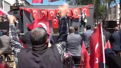 Bakan Çavuşoğlu: 'Ortaya proje koyan başka aday var mı' - ANTALYA