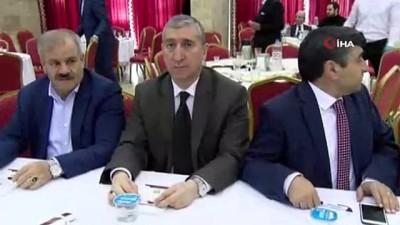 """Bakan Yardımcısı Tunç: """"Yönetimde de sürdürülebilirlik esastır"""""""