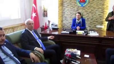 iran secimleri - CHP'li Muharrem İnce Sandıklı'da - AFYONKARAHİSAR