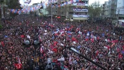 Cumhurbaşkanı Erdoğan: 'Türk demokrasisinin gücünü göstereceğiz' - ADIYAMAN