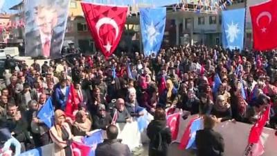 Cumhurbaşkanı Yardımcısı Oktay: '1 Nisan sabahı hiçbir şer odağını sevindirmeyeceğiz' - YOZGAT