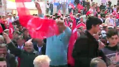 Dışişleri Bakanı Çavuşoğlu, Aksu'da vatandaşlara hitap etti - ANTALYA