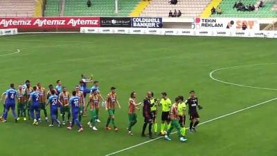 Hazırlık maçı - Aytemiz Alanyaspor: 2 - Altyn Asyr: 1 - ANTALYA