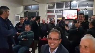 Milletvekili konuştukça A Milli Takım gol attı