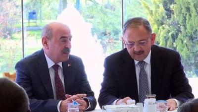 Özhaseki: 'Ankara 5 yıl sonra başka bir kent olacak' - ANKARA