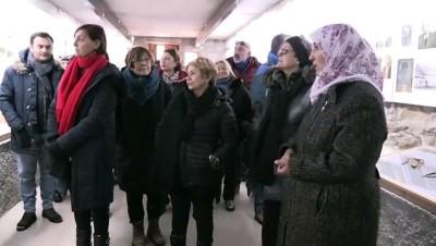 'Peynir Müzesi'ne turistlerden ilgi - KARS