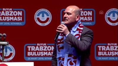 Soylu: 'Türkiye terörle mücadele tarihinin en şanlı günlerini yaşamaktadır'- İSTANBUL