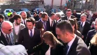 Ticaret Bakanı Pekcan, AK Parti seçim koordinasyon merkezini ziyaret etti - ÇANKIRI