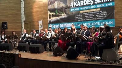 Türkmen soydaşları müzik buluşturuyor - ŞANLIURFA