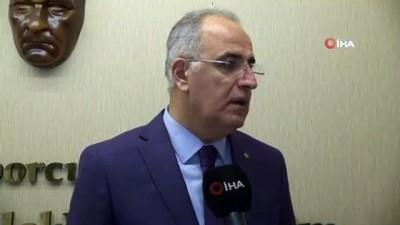 "kulup baskani -  TVF Başkanı Üstündağ: ""Galatasaray önemli bir başarıya imza attı"""