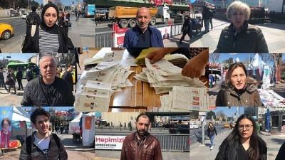 Video | Yerel seçimlere sayılı günler kala İstanbullu seçmenin nabzını tuttuk