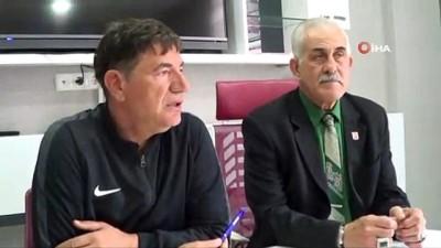 Bulak: 'Giresunspor maçına hazırız'