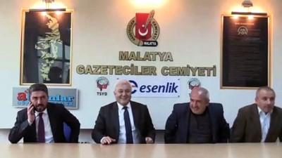 CHP Genel Başkan Yardımcısı Tuncay Özkan - MALATYA