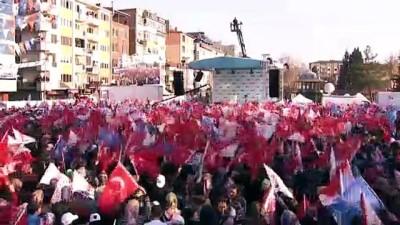 Cumhurbaşkanı Erdoğan: 'Son günlerde döviz kuru üzerinden yine birtakım oyun oynuyorlar' - UŞAK