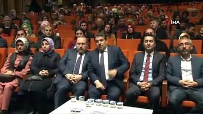 Esenler' de Muhsin Yazıcıoğlu için anma gecesi düzenlendi