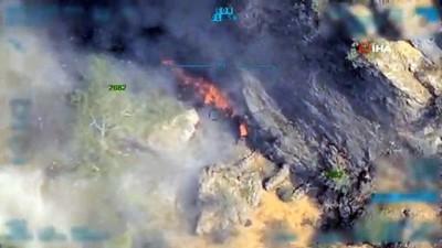 hava harekati -  MİT ve Türk Silahlı Kuvvetleri, PKK elebaşı Cemil Bayık'ın adamı Rıza Altun'u Kandil'de vurdu