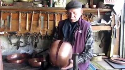 girtlak kanseri - Mustafa ustanın alemleri camileri süslüyor - AFYONKARAHİSAR