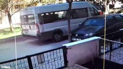 Yok Artık -  Pes dedirten hırsızlık...6 saniyede bahçe kapısını yerinden söküp böyle çaldılar