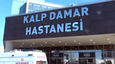 organ nakilleri - Ankara Şehir Hastanesinde ilk akciğer nakli