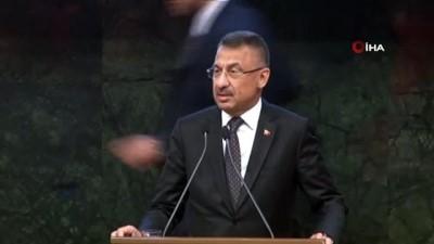 mustesna -  Cumhurbaşkanı Yardımcısı Fuat Oktay Kıbrıs vurgusu