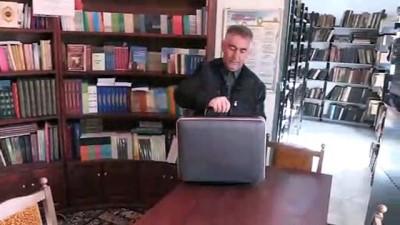 cami insaati - El yazması Kur'an'a Bulgaristan Müslümanları sahip çıkıyor - SOFYA