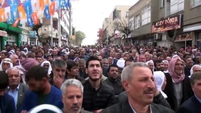 Eski TBMM Başkanı Arınç: 'Zulme karşı Türkiye'nin sesi yükseliyor' - ŞANLIURFA