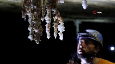 arastirma merkezi -  - İsrail'de Dünyanın En Uzun Tuz Mağarası Ortaya Çıkarıldı