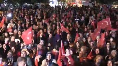 AK Parti Genel Başkan Yardımcısı Sarıeroğlu: 'Ülkemiz üzerinde kirli planları olanlara bu imkanı vermeyelim' - ADANA
