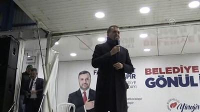 AK Parti Sözcüsü Çelik: 'Vesayetin ortadan kalkmasından intikam almak istiyorlar' - ADANA
