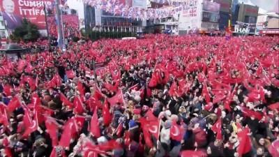Cumhurbaşkanı Erdoğan'dan Meral Akşener'e tepki:'İstikametini kaybettin hani yerliydin, hani milliydin'