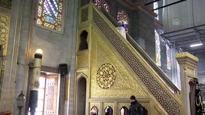 Diyanet İşleri Başkanı Erbaş, Sultanahmet Camisi'nde hutbe verdi - İSTANBUL