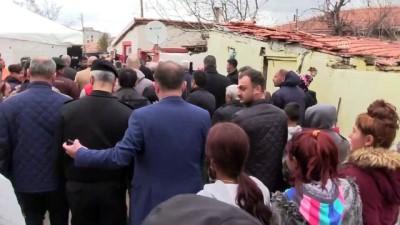 kiz cocugu - Kayıp kız çocuğunun ölü bulunması - Vali Osman Bilgin aileye taziyede bulundu - KIRKLARELİ