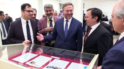 bilim tarihi - Kayseri'de 'Prof. Dr. Fuat Sezgin' adına kütüphane açıldı - KAYSERİ