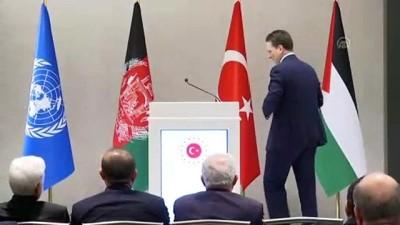 Afganistan'dan UNRWA'ya 1 milyon dolarlık yardım - UNRWA Genel Komiseri Krahenbühl - İSTANBUL