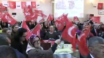 CHP Sözcüsü Öztrak: 'Biz bu ülkede artık huzur istiyoruz' - KIRKLARELİ